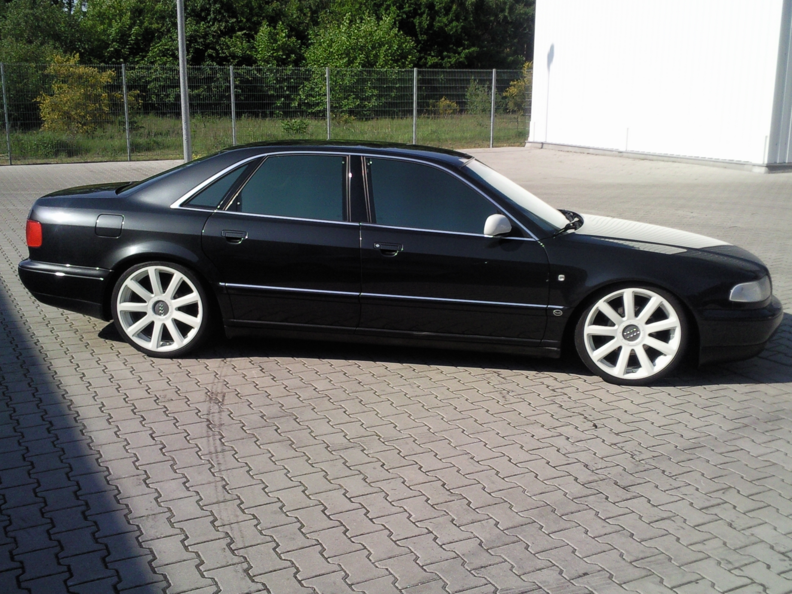 audi a8 d2 tuning images