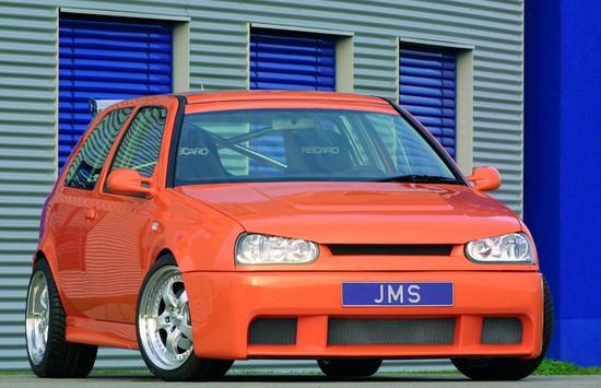 Tuning - JMS Fahrzeugteile, Youngtimer-Tuning: Bodykit für den Golf 3
