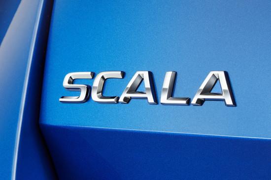 Auto - Skodas Neuer wird Scala heißen