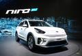 Elektro + Hybrid Antrieb - Kia präsentiert in Busan den Niro EV