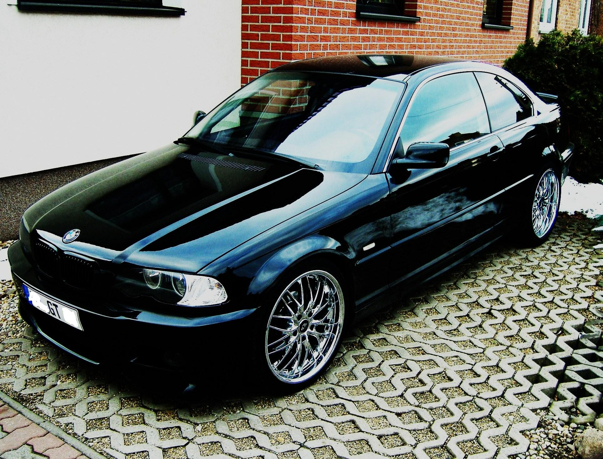 blog eintrag bmw e46 coupe zum auto bmw 3er pagenstecher. Black Bedroom Furniture Sets. Home Design Ideas