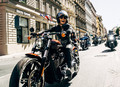 Motorrad - Harley-Davidson feierte in Prag 115ten Geburstag