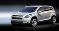 Auto - Orlando Show Car: Erster MPV von Chevrolet