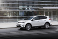 Elektro + Hybrid Antrieb - Der neue Toyota RAV4