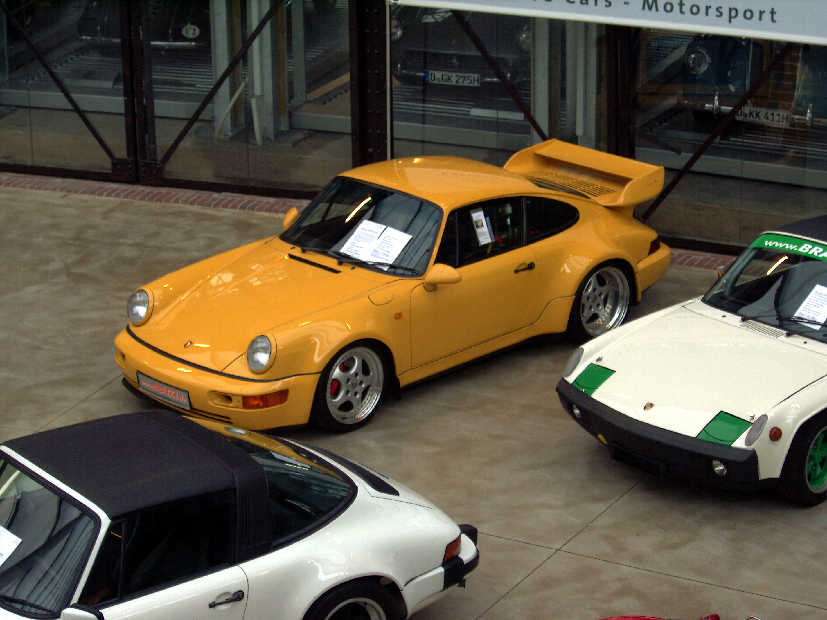 965 turbo