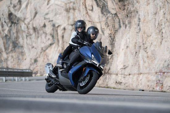 Motorrad - Die Nummer eins der Motorroller