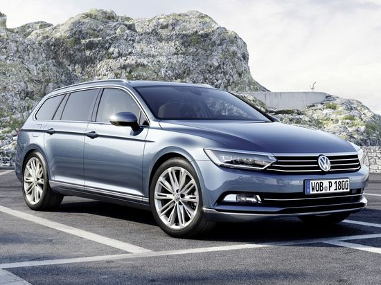 Auto - [VIDEO] Weltpremiere: Volkswagen Passat in achter Generation
