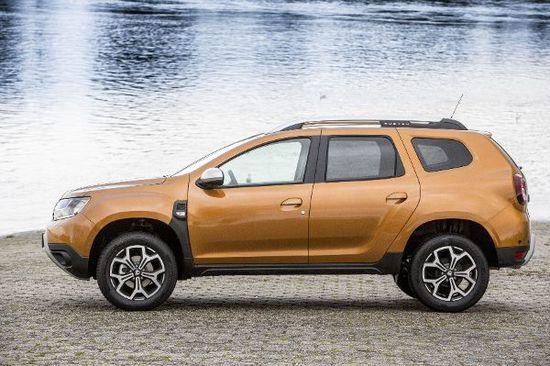 Auto - Dacia Duster wird zum Bestseller
