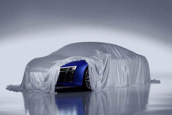 Tuning + Auto Zubehör - Audi zeigt neueste Lichttechnologie auf der IAA in Frankfurt