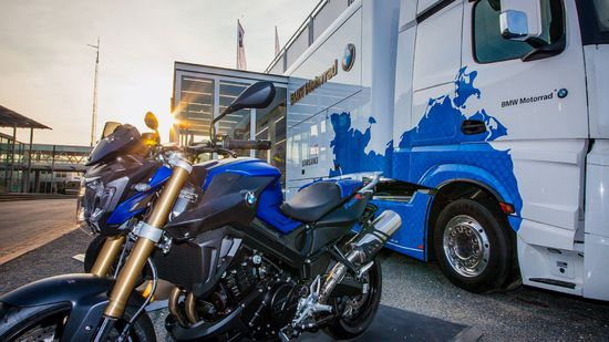 Motorrad - BMW Motorrad on Tour