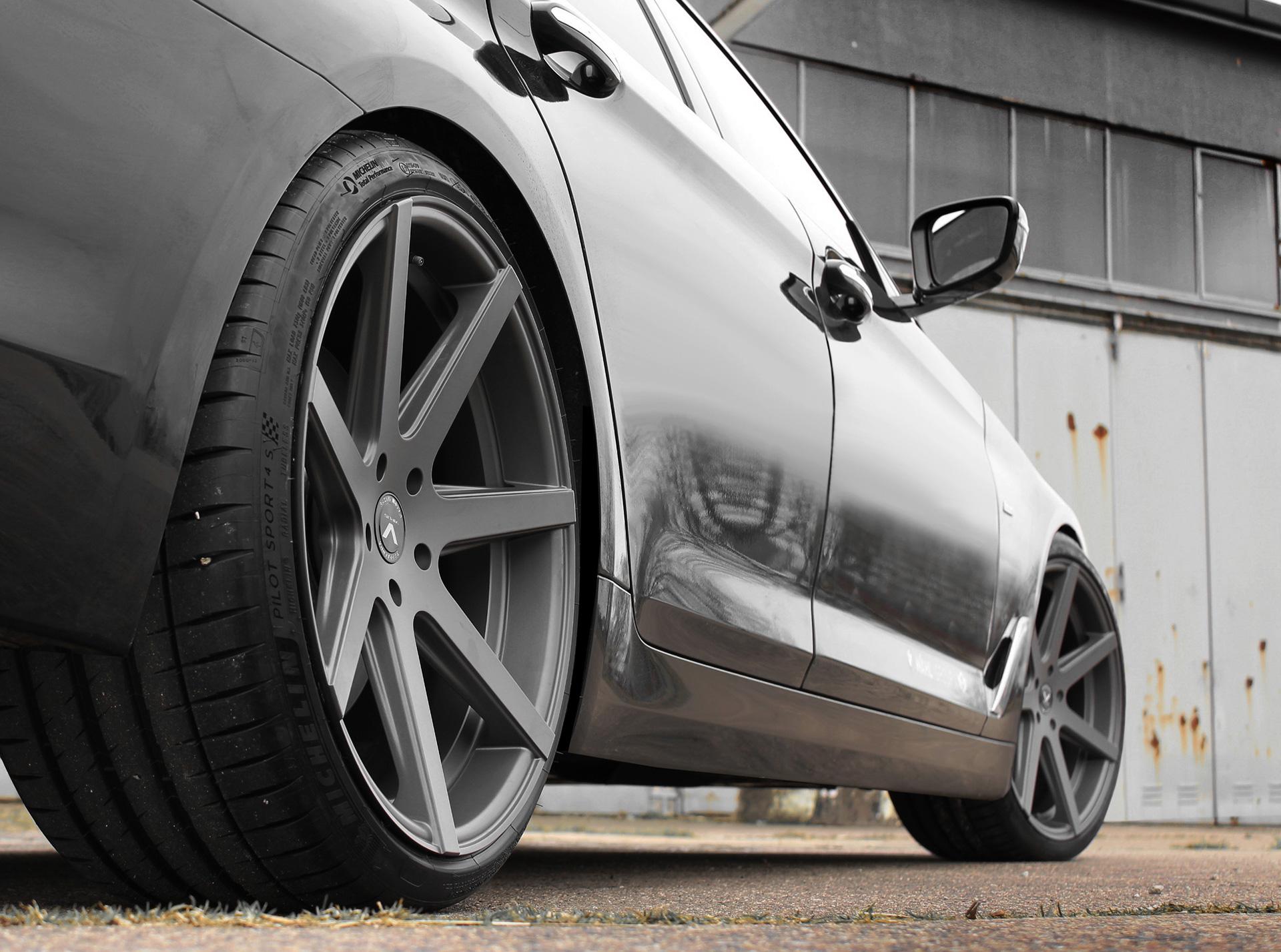 Neuer BMW 5er G30 mit Barracuda Inferno und Virus pagenstecher