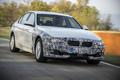 Elektro + Hybrid Antrieb - BMW 3er Plug-in-Hybrid Prototyp: Dreier an der Dose