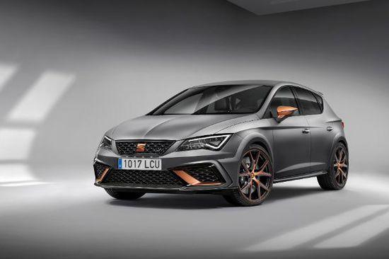 Erlkönige + Neuerscheinungen - Heißer Spanier: 310 PS im Seat Leon Cupra R