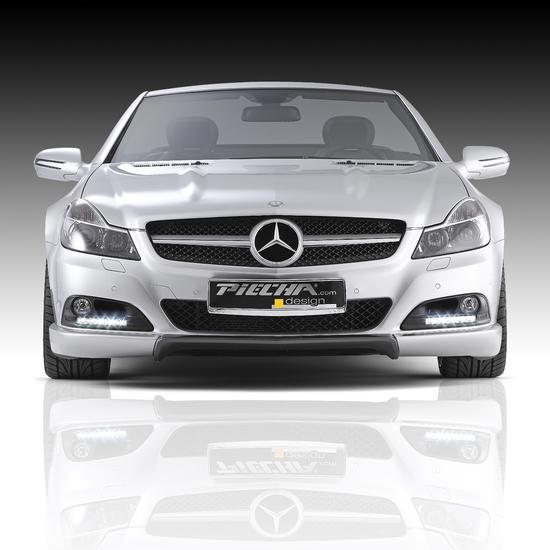 Tuning - 15 Jahre Mercedes SL R230