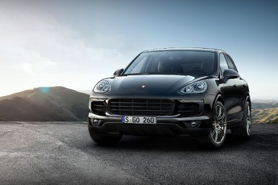 Rückruf - Porsche muss 60.000 SUV zurückrufen