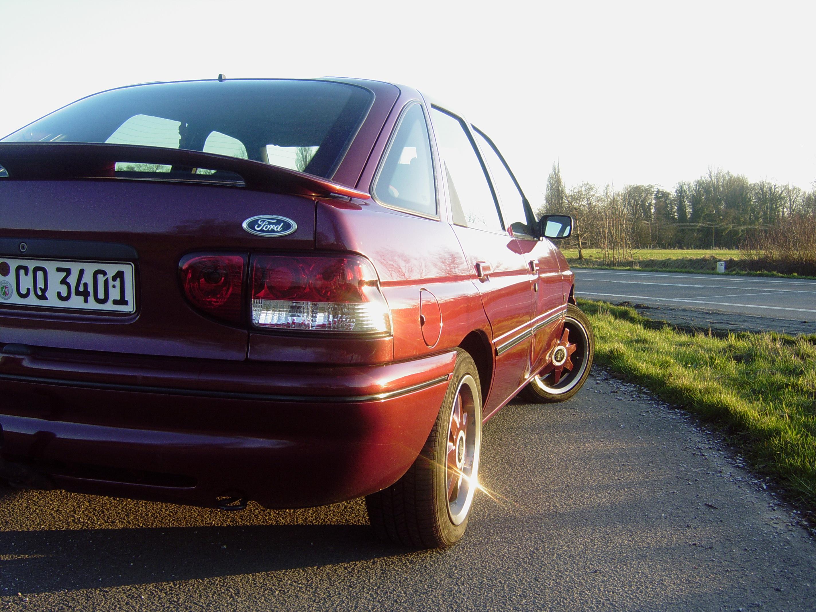 Ford Escort (Europe) - Wikipedia