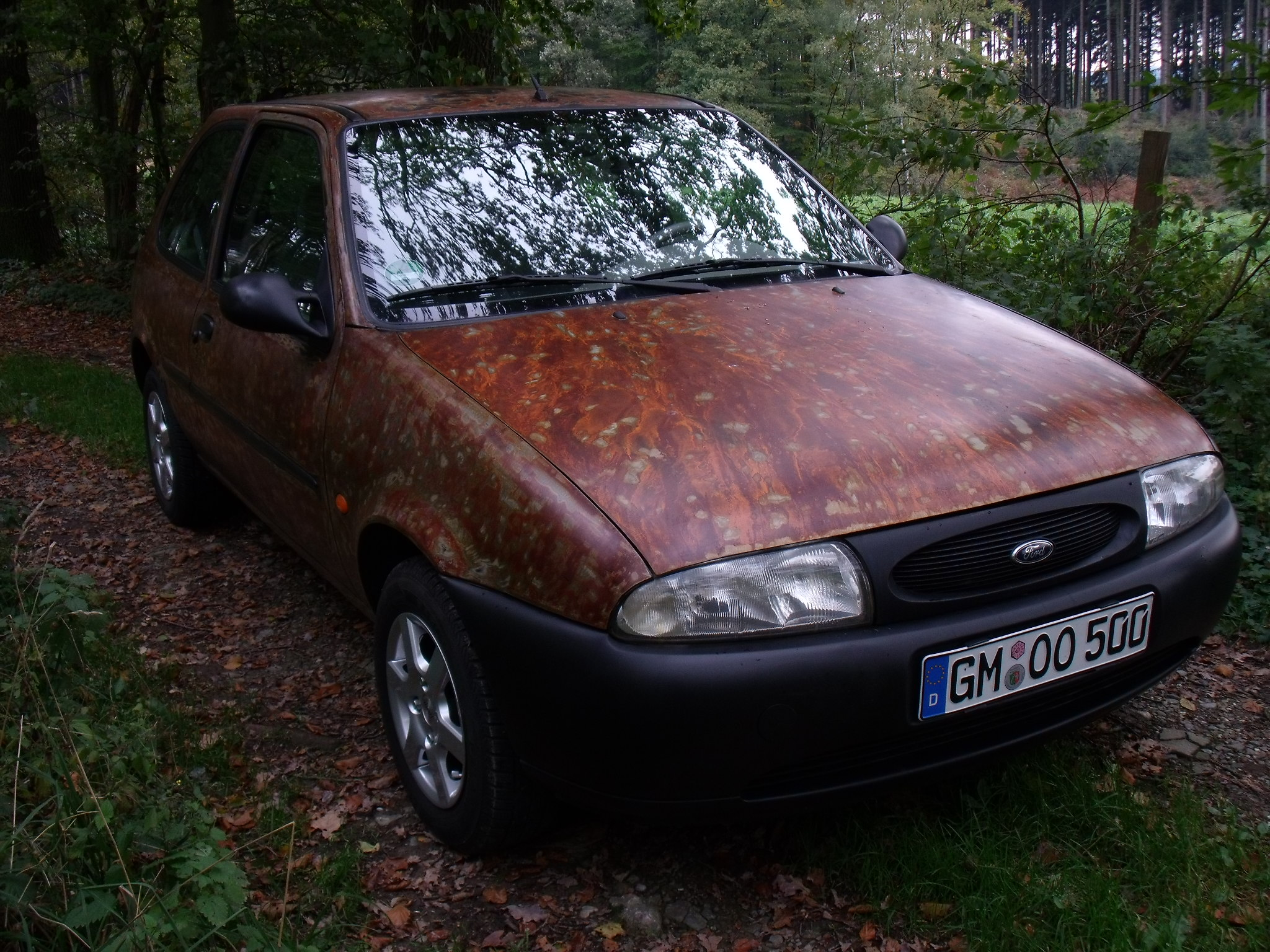 Rat look swow car 001