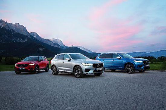 Auto - Neue Motoren für schwedische SUV-Modelle