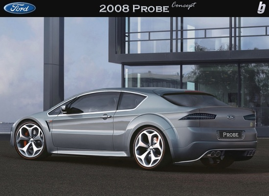Best Ford Probe Concept
