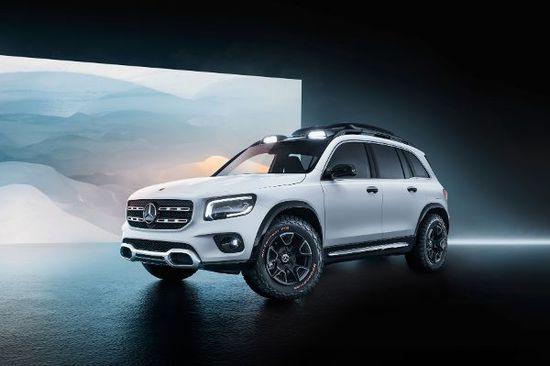 Erlkönige + Neuerscheinungen - Mercedes feiert das große B