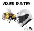 """Motorrad - IfZ empfiehlt: """"Visier runter!"""""""