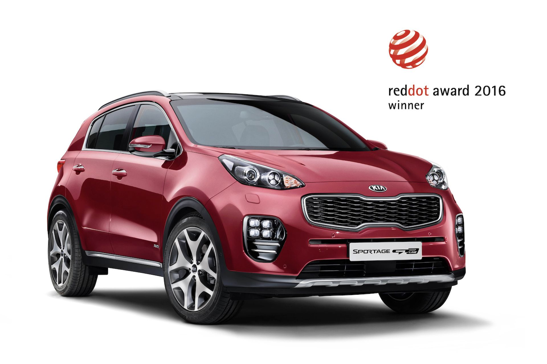 kia sportage gt line 2 0 crdi awd 2016 test. Black Bedroom Furniture Sets. Home Design Ideas