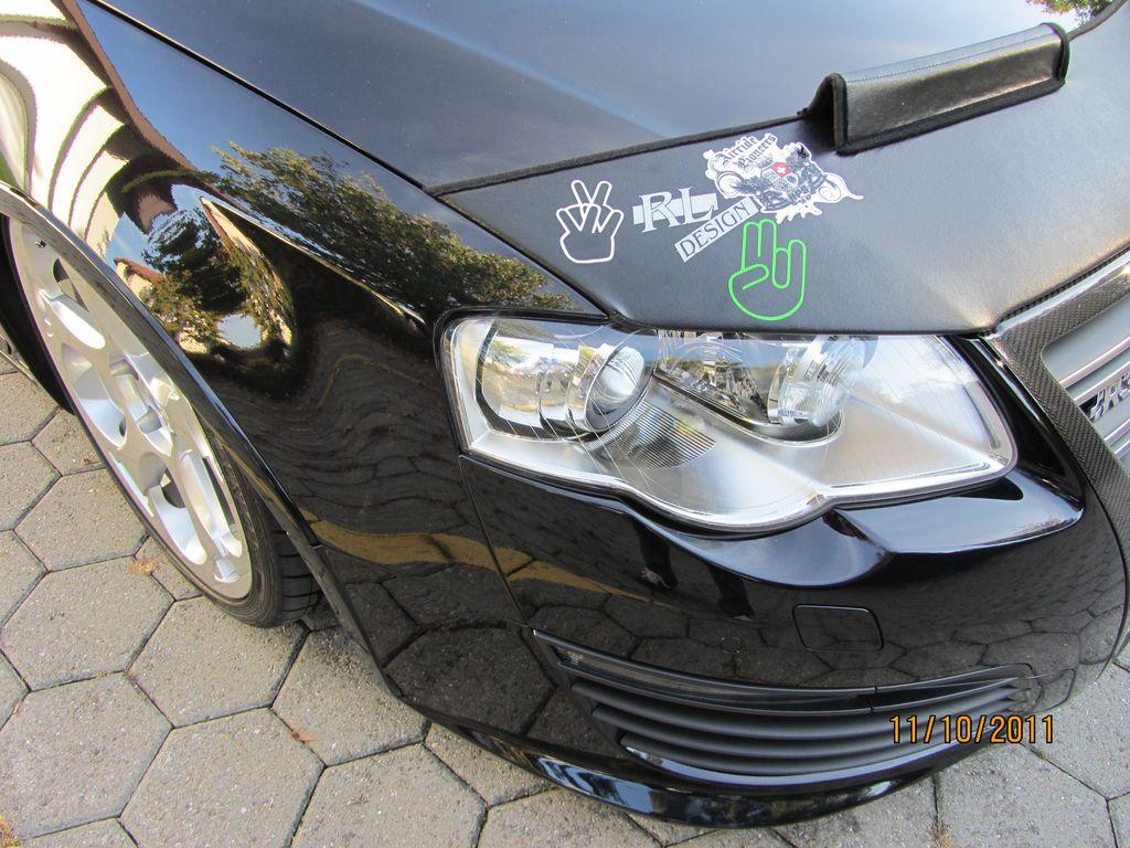 Blog Eintrag Felgen Druff Zum Auto Vw Passat R36