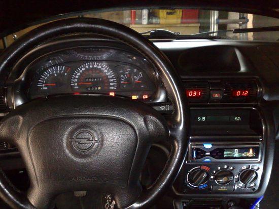 Blog eintrag innenraum zum auto opel astra f cabrio turbo for Innenraum design blog