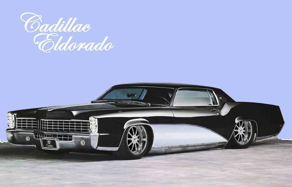 1969 Cadillac Eldorado - Aucton Results: $7,500