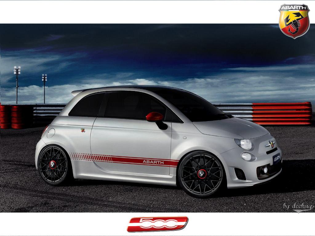 Fiat 500 Abarth 500 Zu 5000 Pagenstecher De Deine