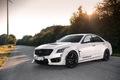 "Luxus + Supersportwagen - Cadillac CTS-V ""Kompressor 753"""