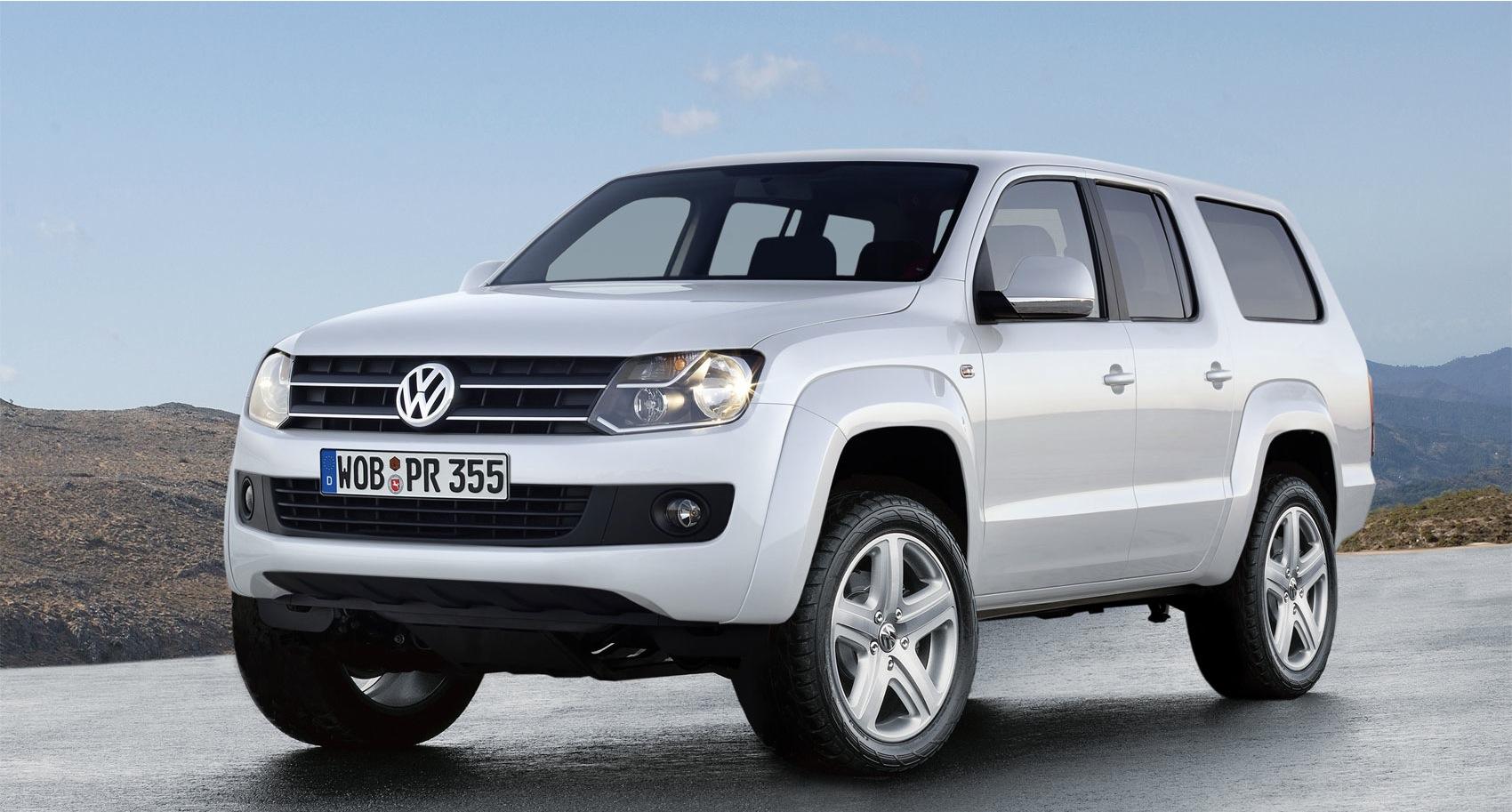 Vw Diesel Truck >> VW Amarok - pagenstecher.de - Deine Automeile im Netz