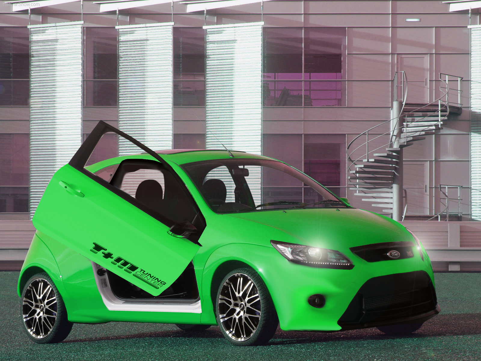 Ford KA Futura RS