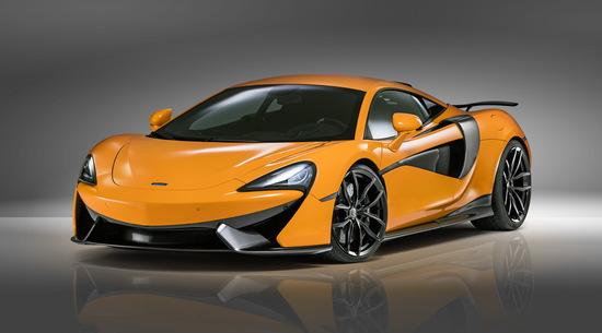 Luxus + Supersportwagen - NOVITEC veredelt jetzt auch die Sportwagen von McLaren