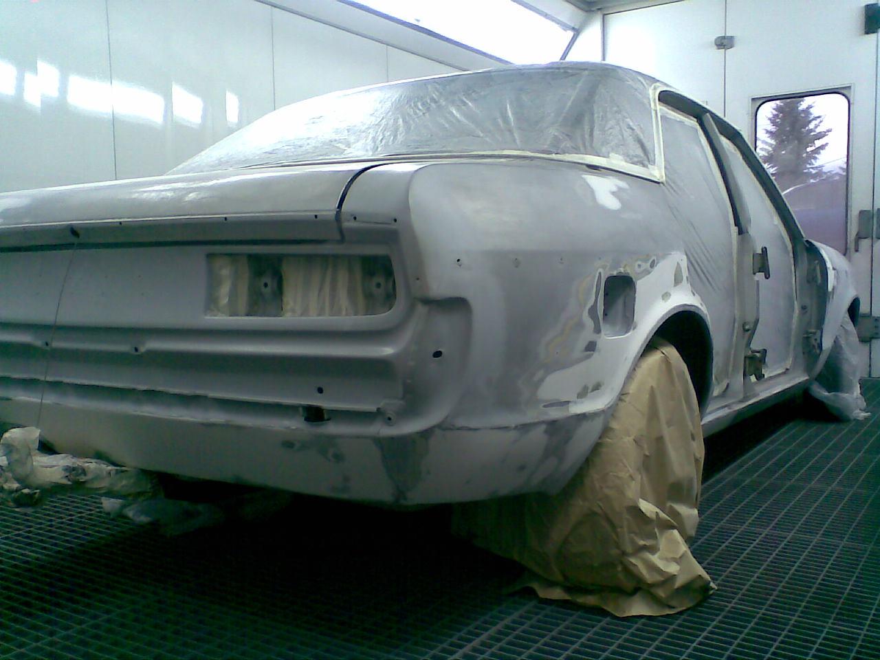 Auto Ford Granada MK1 2.3GL