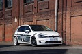 Tuning - VW e-Golf  im Tuning-Outfit