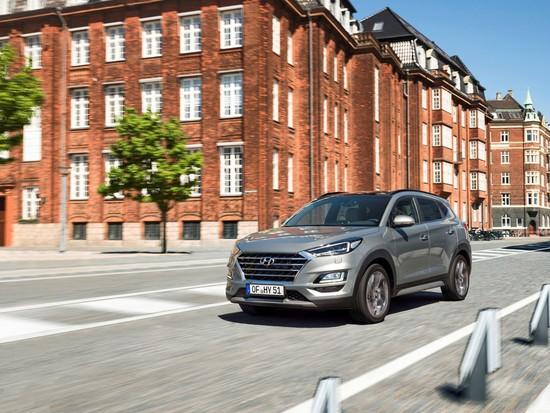 Auto - Vorstellung Hyundai Tucson: Verjüngt und mit Mildhybridtechnik