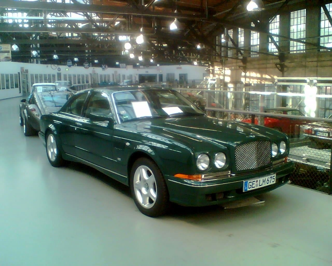 Bentley Continental R LeMans