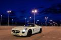 Auto - Präsentation: SLS AMG Roadster
