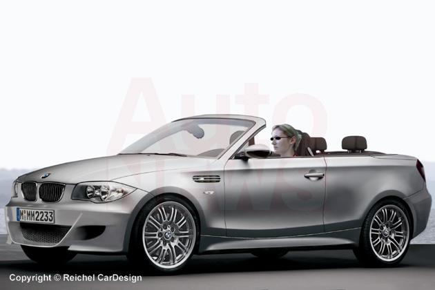 bmw erlk nige erwischt einser cabrio und der neue m3. Black Bedroom Furniture Sets. Home Design Ideas
