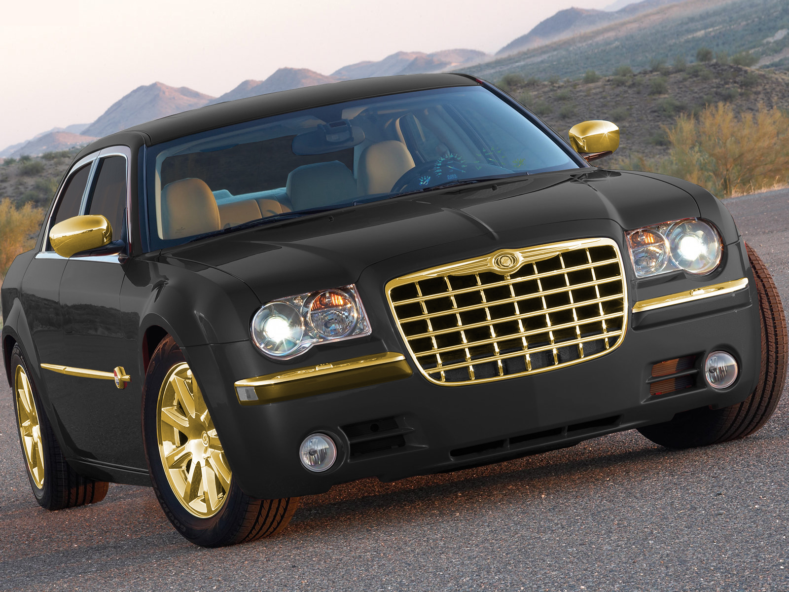 chrysler 300c by atr deine automeile. Black Bedroom Furniture Sets. Home Design Ideas