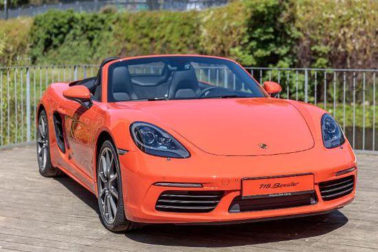 Messe + Event - Porsche Boxter für zehn Euro