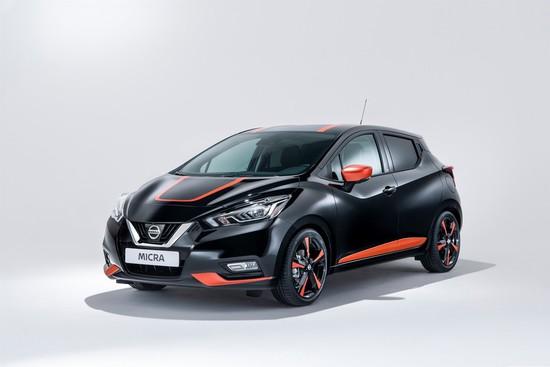 "Auto - Nissan Micra ""Bose Personal Edition"" im Handel"