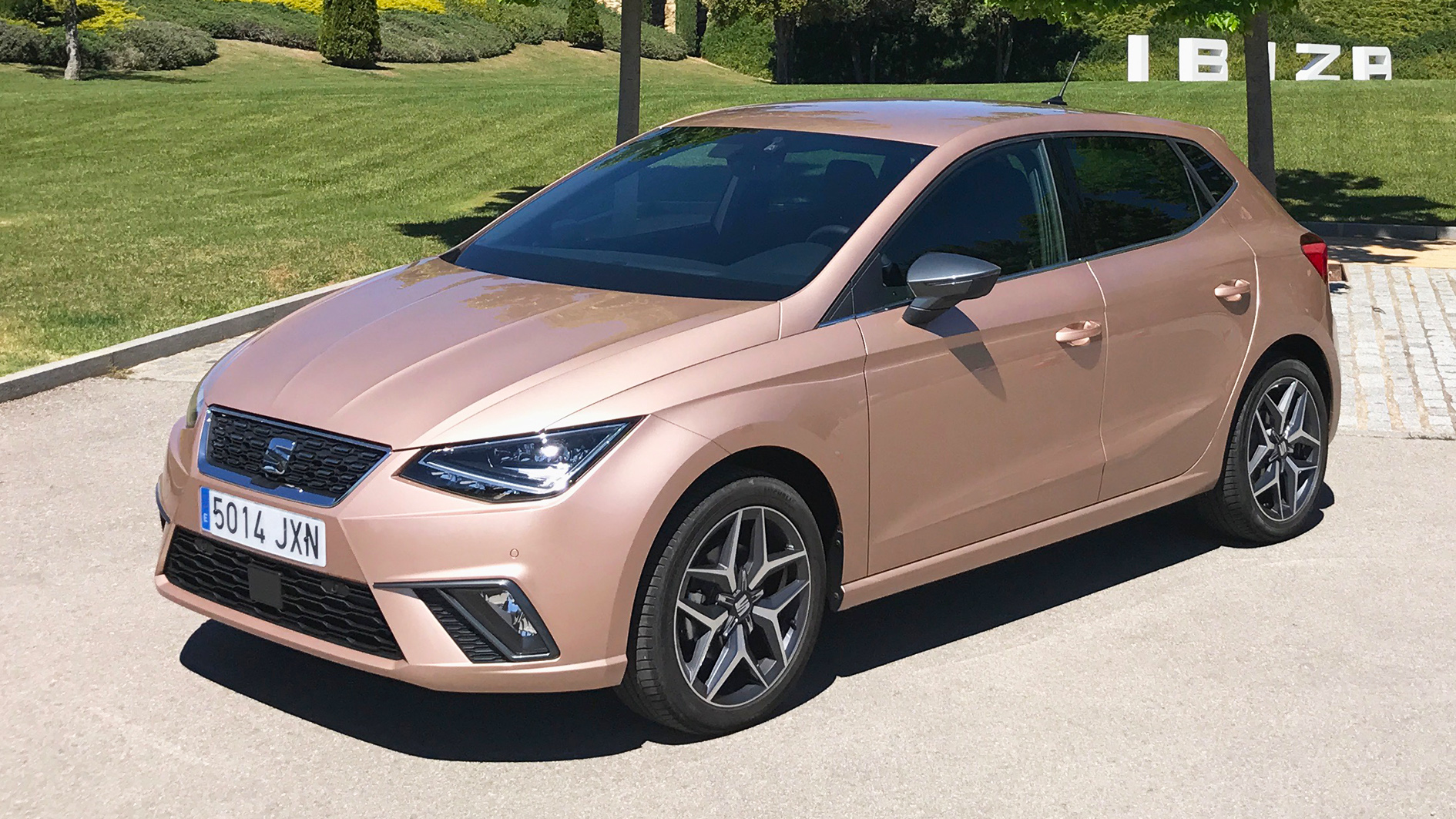 video seat ibiza 1 0 tsi 115 ps test fahrbericht deine automeile im netz. Black Bedroom Furniture Sets. Home Design Ideas