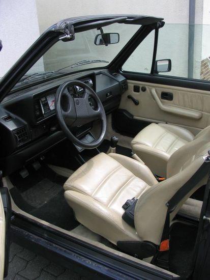 golf 1 cabriolet kaufen seite 1. Black Bedroom Furniture Sets. Home Design Ideas