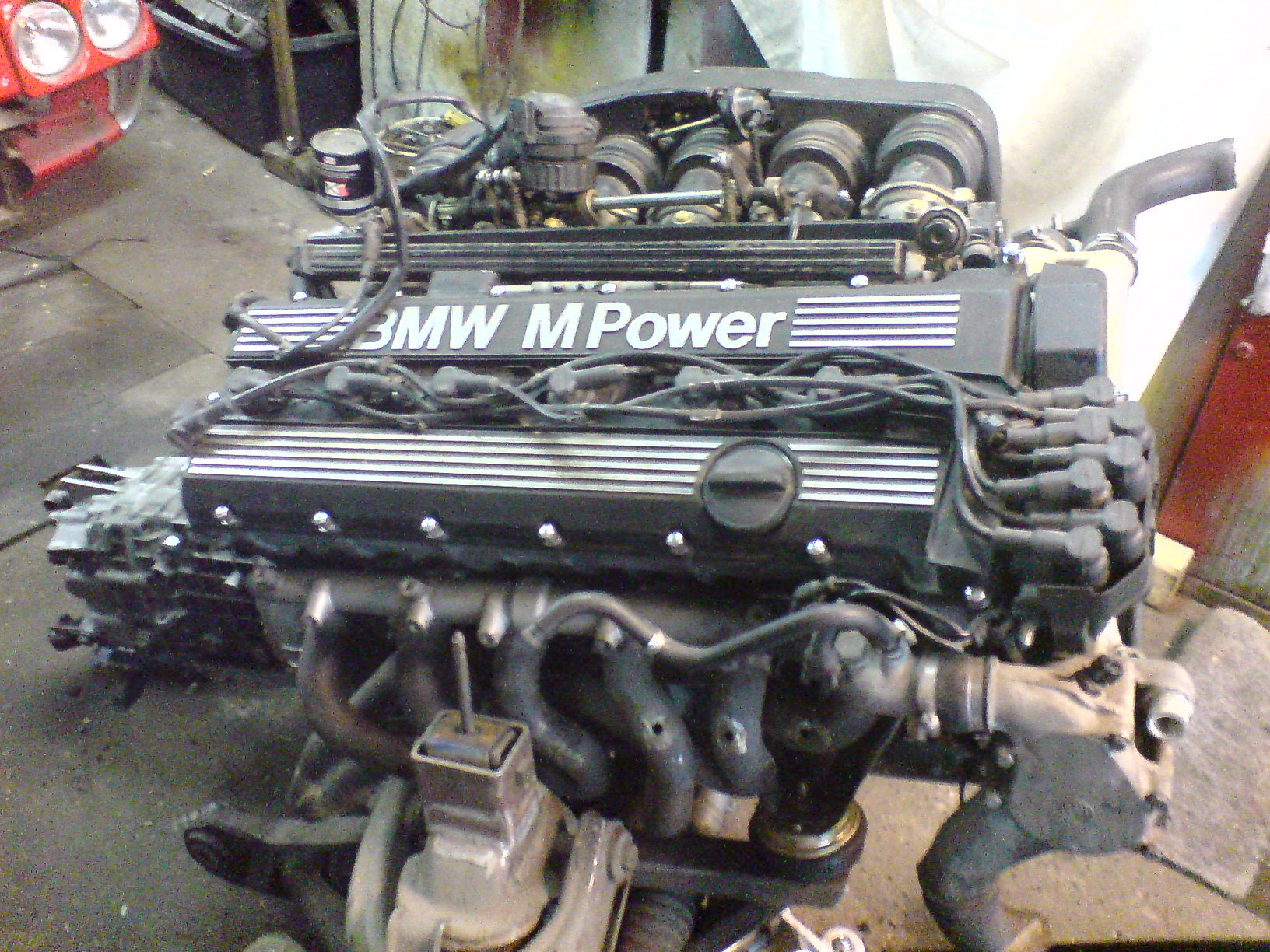 Verkaufe Bmw E34 M5 Motor Hartge Chip 5 Gang