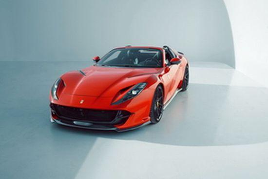 Luxus + Supersportwagen - Neu von NOVITEC für den Ferrari 812 GTS: