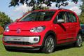 Elektro + Hybrid Antrieb - VW cross up!: up! und an was Neues  – Test & Fahrbericht