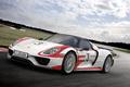Elektro + Hybrid Antrieb - Finale Abstimmung für Hybrid-Supersportler von Porsche