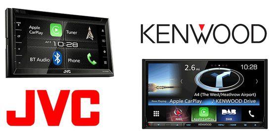 Car-Hifi + Car-Connectivity - Neuer Kenwood Navitainer DNX8160DABS